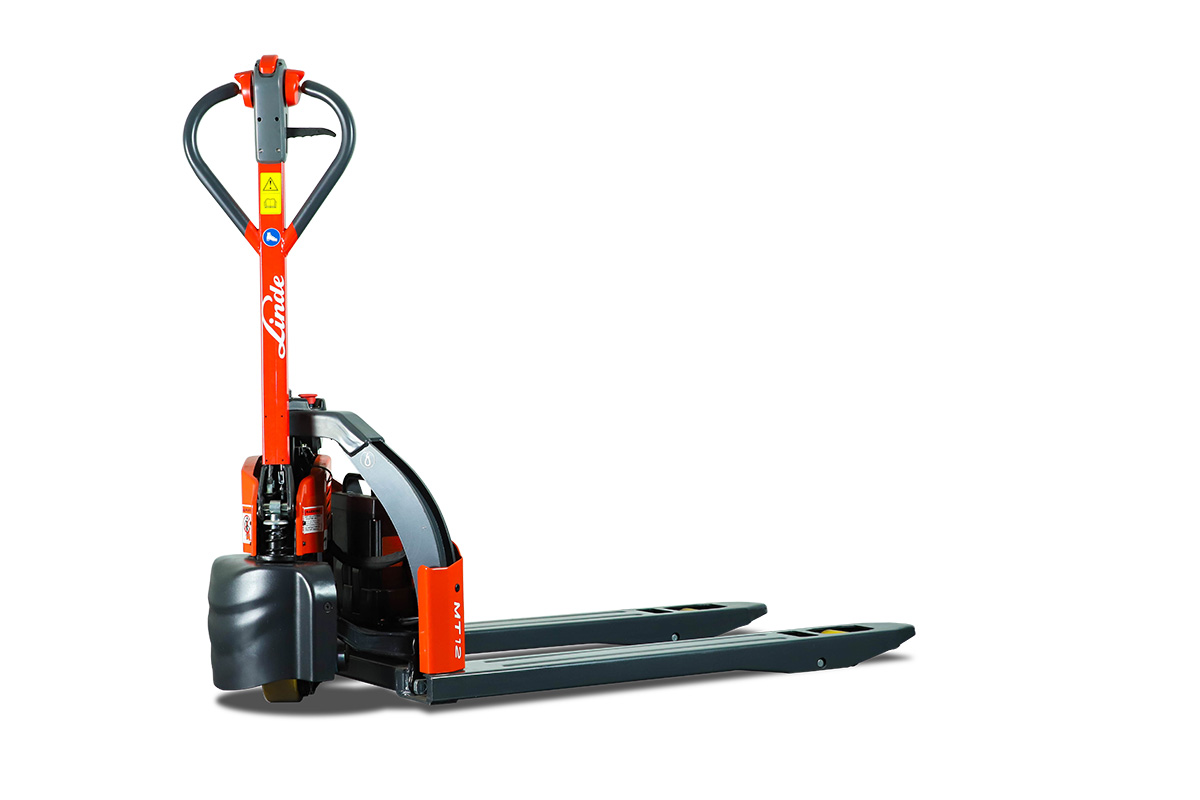 Linde MT12 Electric Pallet Jack